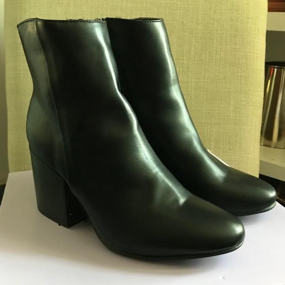 96dc8927f121 Madden Girl Shoes - Madden Girl Aaden Block Heel Booties